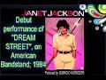"""JANET JACKSON """"DREAM STREET""""; PROD. BY GIORGIO MORODER"""