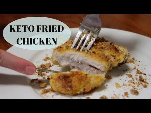 fried-chicken-thighs-//-keto-recipe-//-women-on-keto