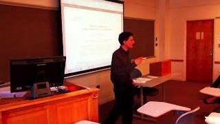 PSYC 340 Sensation & Perception (Binocular Depth Perception) in class 10-21-15