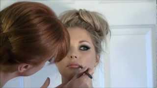 Brigitte Bardot inspired makeup tutorial ブリジットバルドー 検索動画 28