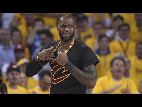 LeGM, LeBron James Plants Seeds He'll Leave Cavs Again! Upset Griffin Not Resigned