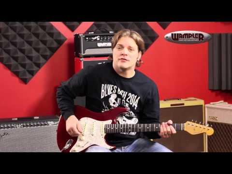 How to use the volume knob on a guitar to get different tones