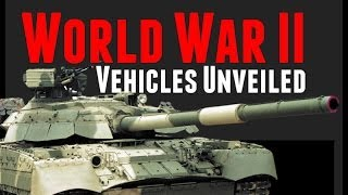 World War 2 Documentary: Armed Forces Introduce New Military Vehicles, Rare Old Footage