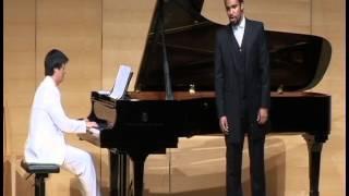 """R. Strauss, """"Zueignung"""" (Mackay); Thomas Stimmel / Heinz Chen"""