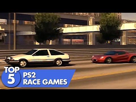 Top 5 PS2 Racing Games