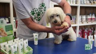 Video: Paw gel protector for dogs 50ml
