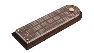 custom cribbage boards - Woodworking Challenge