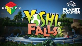 Yoshi Falls   Planet Coaster