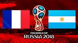Franta - Argentina || Cupa Mondiala 2018