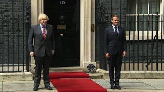 video: Emmanuel Macron 'will urge Boris Johnson to scrap quarantine and bring in air bridges to France'