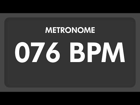 76 BPM - Metronome
