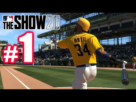 WHAT A WAY TO START!   MLB The Show 20   Diamond Dynasty #1