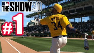 WHAT A WAY TO START! | MLB The Show 20 | Diamond Dynasty #1