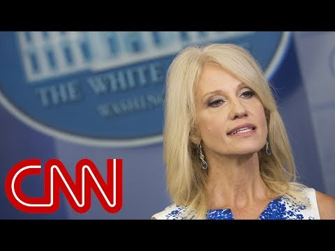 Conway: I was horrified by Rob Porter allegations