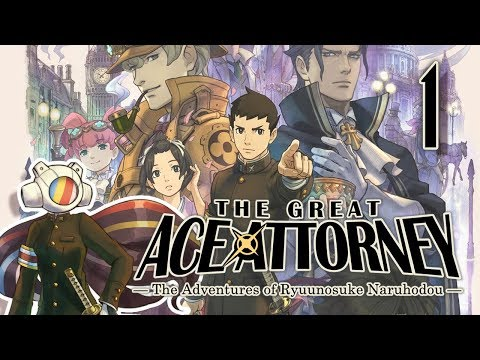 [Stream Archive] The Great Ace Attorney: False Accusation!? ✦ Part 1 ✦ Astropill