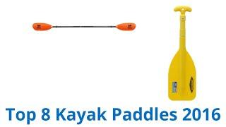 8 Best Kayak Paddles 2016