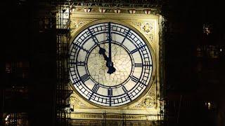 video: Big Ben will not bong until 2022 after Covid delays restoration work