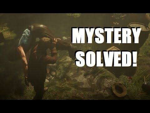 Ned Luke Finally FOUND and Secret Hat in Red Dead Redemption 2! thumbnail