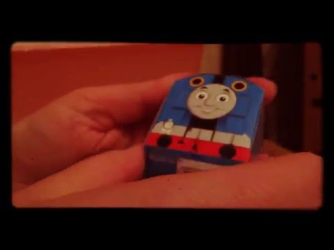 Thomas and friends expanding flannel from home bargains