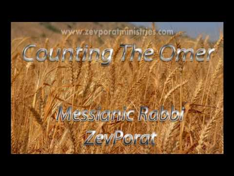 Counting The Omer with Messianic Rabbi Zev Porat!
