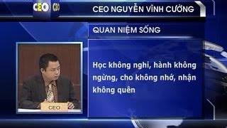 CEO Nguyễn Vĩnh Cường - Trận 39 : Phát triển kinh tế xanh - Chiến lược nguồn nguyên liệu