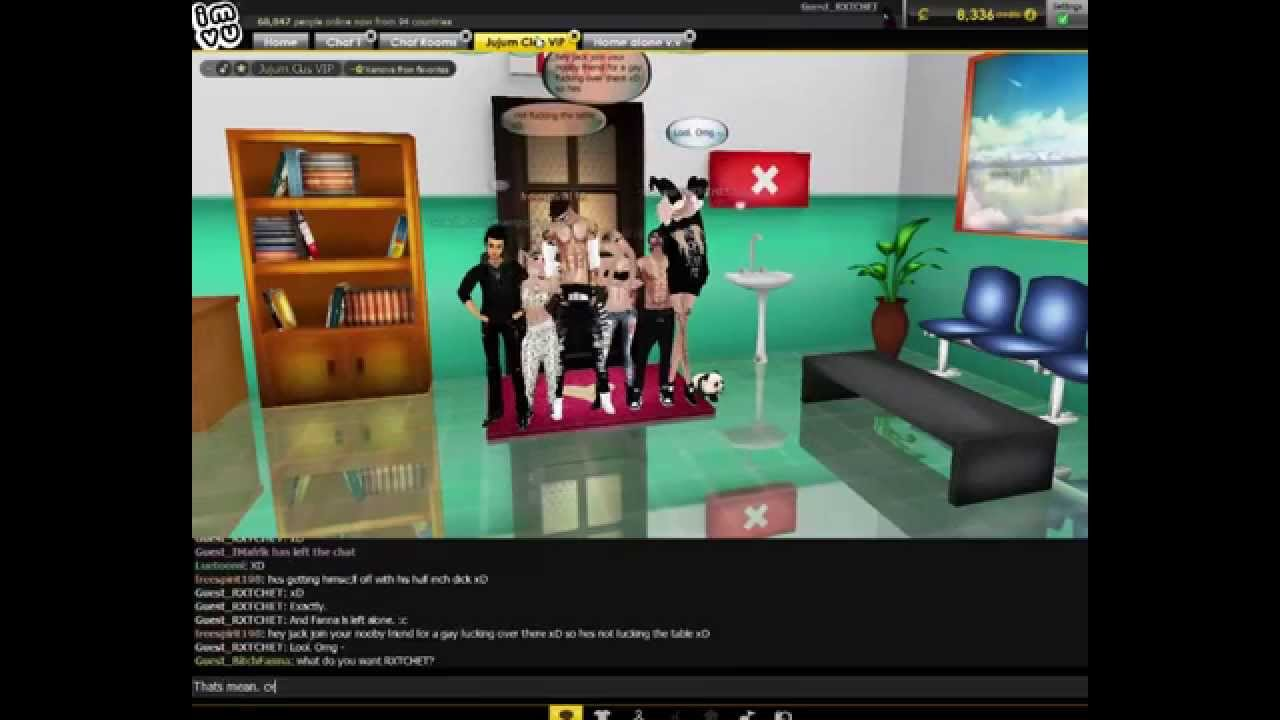 "Imvu Lesbian Sex Good imvu | failed ""orgy party"". - youtube"