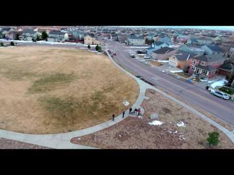 Colorado Springs - Test Flight 2