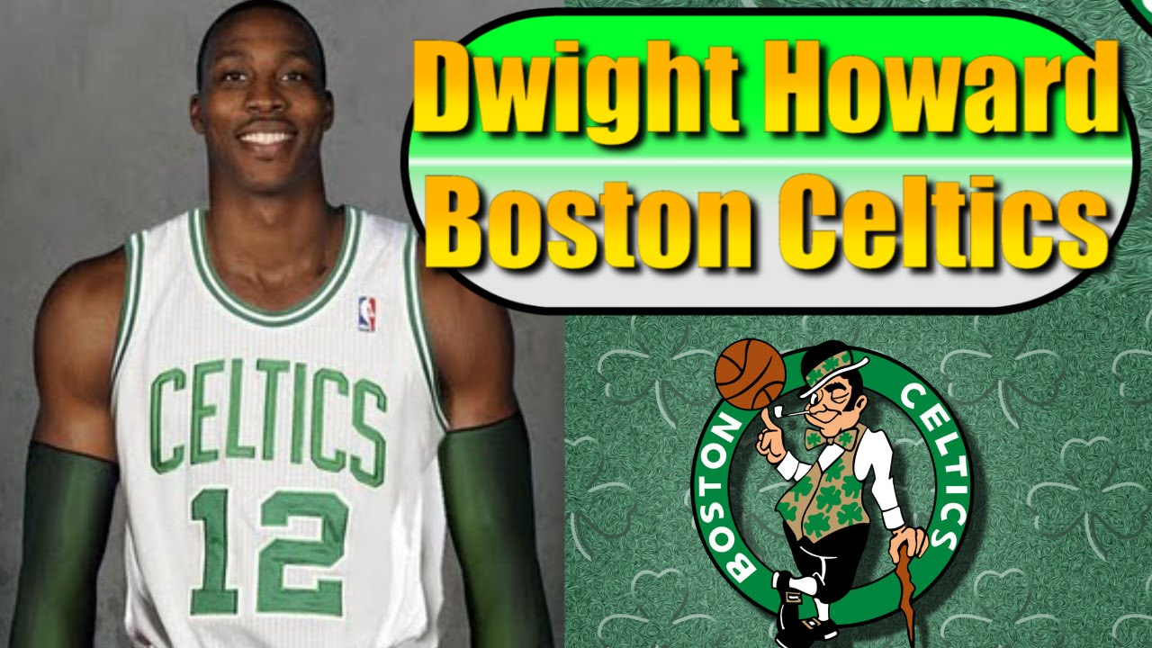 97d19c37f NBA 2K16 - Scenarios - Dwight Howard TRADED TO Boston Celtics! - YouTube