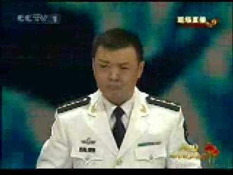 十八、小品《水下除夕夜》 表演:尚大庆、范雷、杨大鹏、王红波等 A