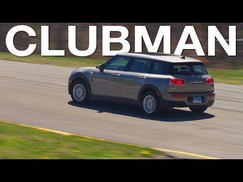 2016 Mini Cooper Clubman Quick Drive | Consumer Reports