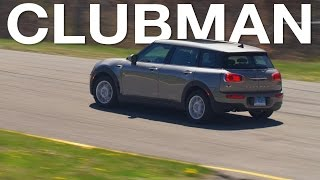 2016 Mini Cooper Clubman Quick Drive | Consumer Reports