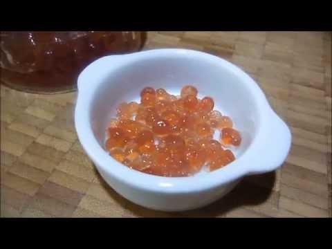Caviar De Porto Cuisine Moléculaire Facile Toccuisine YouTube - Cuisine moleculaire bille agar agar