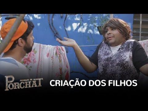 EMERGENTE COMO A GENTE   CRIAÇÃO DOS FILHOS