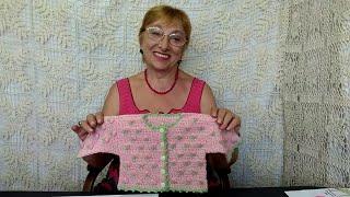 Вязание крючком для детей от О.С. Литвиной. 2 часть МК комплекту