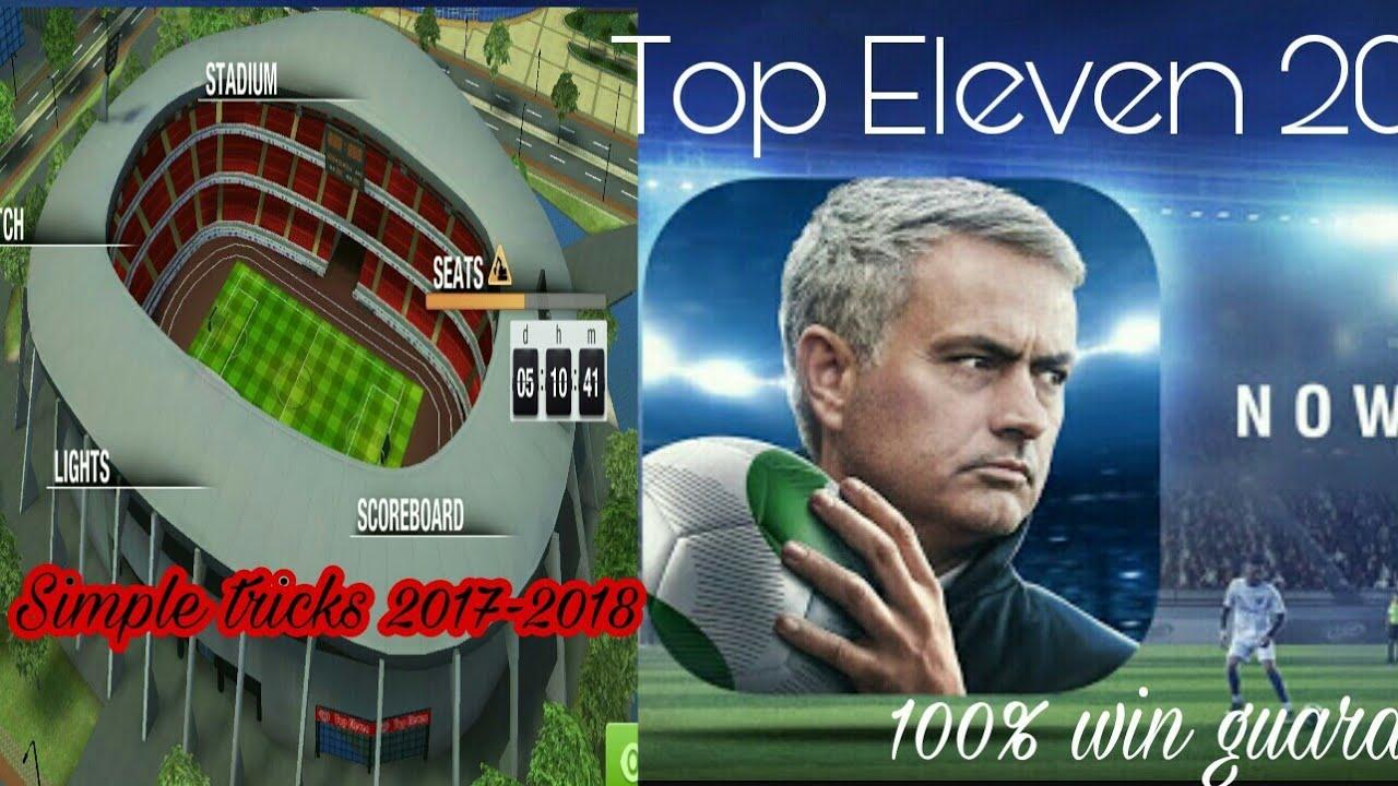 Trik Main Top Eleven