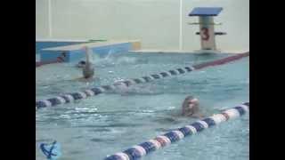 Мой выбор: плавание
