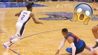 NBA Superstars Getting Their ANKLES BROKEN!