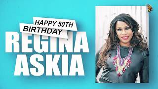 REGINA ASKIA CELEBRATES 50TH BIRTHDAY AT HER HOME TOWN  Trafik Jam TV  Event Highlight