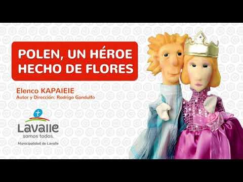 Video Lavalle Polen, un héroe hecho de flores, de Kapaieie