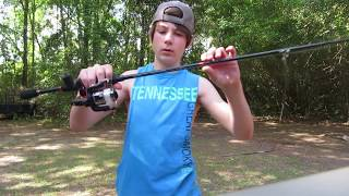 15 walmart rod and reel combo review