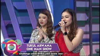 Download lagu Rara LIDA Ditantang Lagu Multi Genre, Pop-Rock-Melayu-R&B Semua Dilibas!! [Tukul One Man Show]