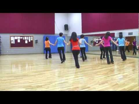 Windy City Waltz - Line Dance (Dance & Teach in English & 中文)