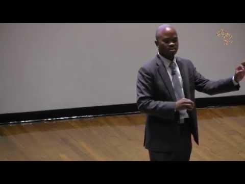 Afternoon Keynote: Fred Swaniker