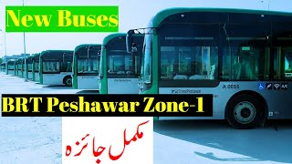 BRT Peshawar Latest Updates & Zone-1 Assessment