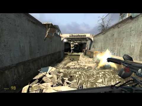 Half Life 2 | Part 3 | DASHING THROUGH THE VENTS