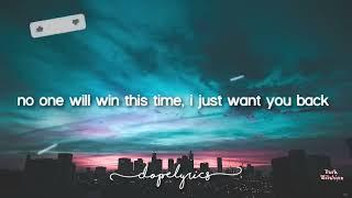 Surrender - Natalie Taylor Lyrics 🎵width=