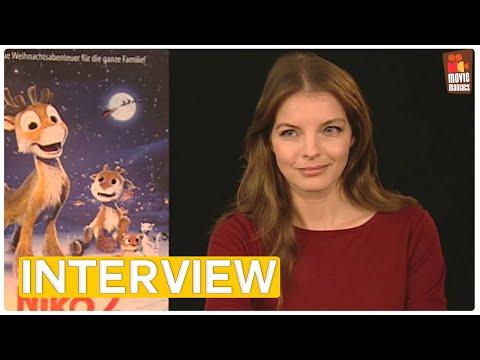 Yvonne Catterfeld Exklusives Interview zu Niko 2 (2012)