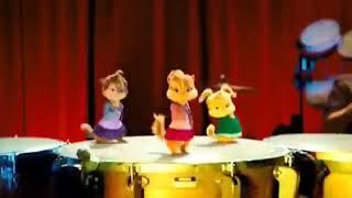 DJ wale Babu mera gana chala do cartoon song
