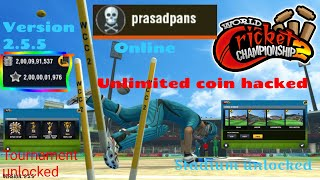 Wcc2 hack online money earn coin hack xp v 2.5.4 also help (no root)