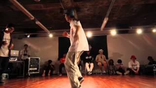 Ground Force Session Vol.12 Best16 6th Round G-sense vs MBJ